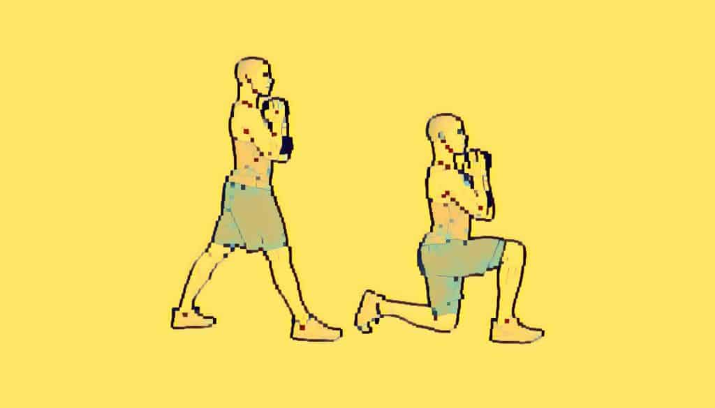 The split squat and the knee over toe conundrum